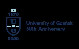 50 years of UG logo